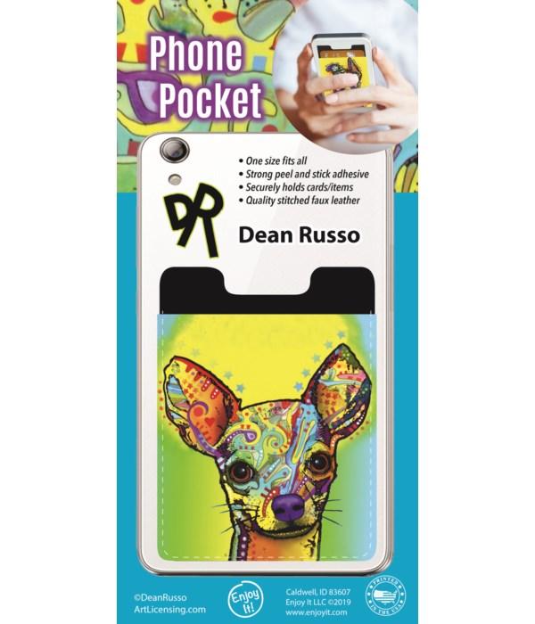 Chihuahua Phone Pocket