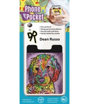 Doodle Phone Pocket