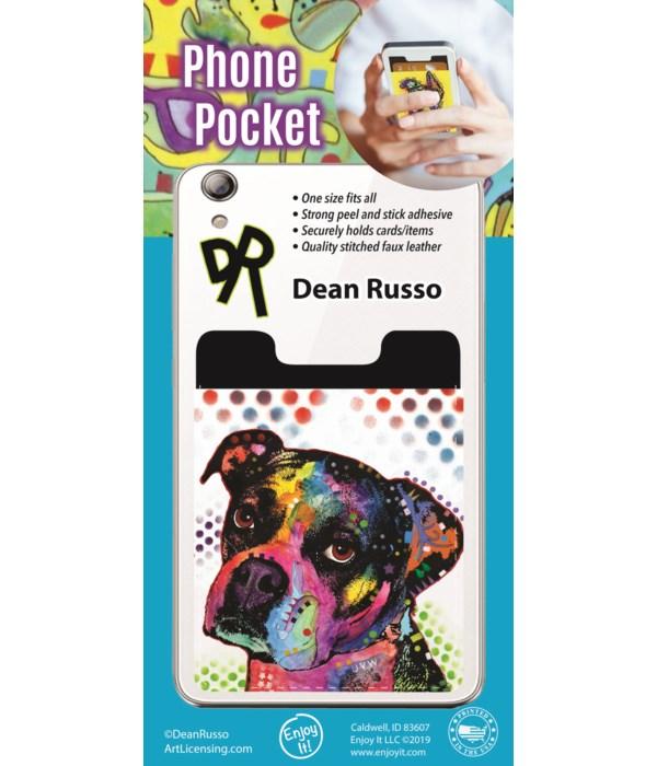 Boxer Phone Pocket