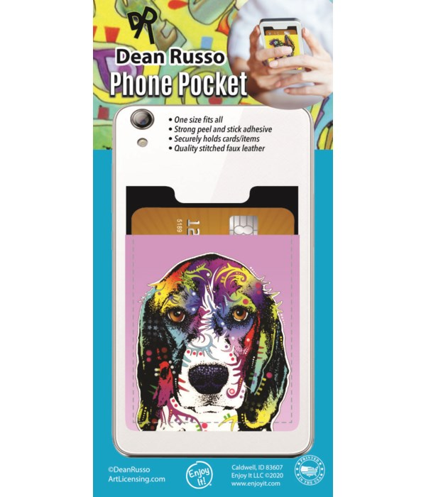 Beagle Phone Pocket