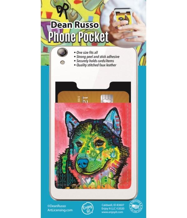Husky Phone Pocket