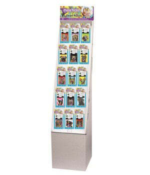 Dean Russo Pet Collection 2 Phone Pocket Floor Display