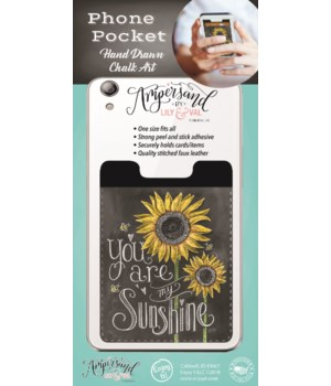 My Sunshine Phone Pocket