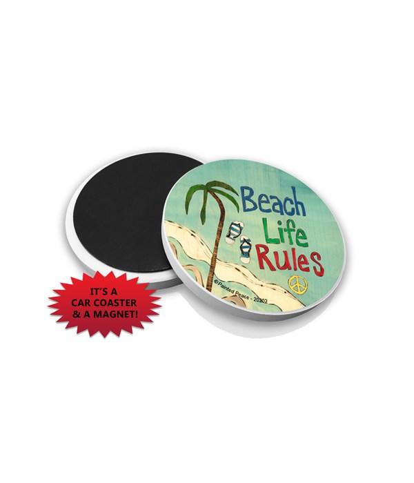 Beach life rules