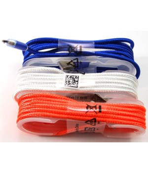 "Micro 2.1A 36"" USB Cord 10PC Unit"