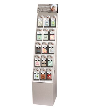 Lifestyle Phone Pocket Floor Display