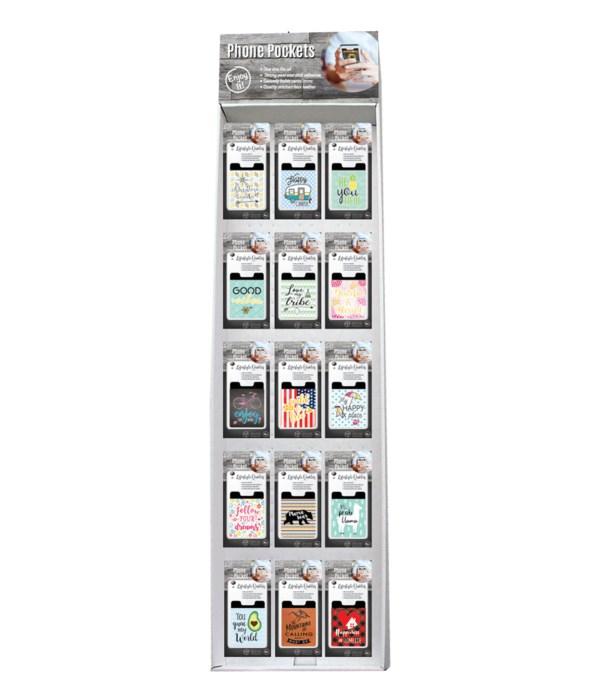 Lifestyle Phone Pocket Sidekick Display