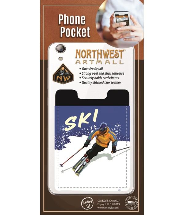 Ski Phone Pocket