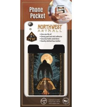 Bigfoot Phone Pocket