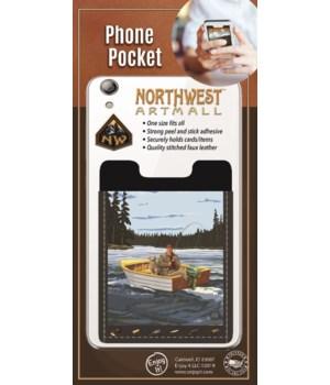 Fishing Phone Pocket