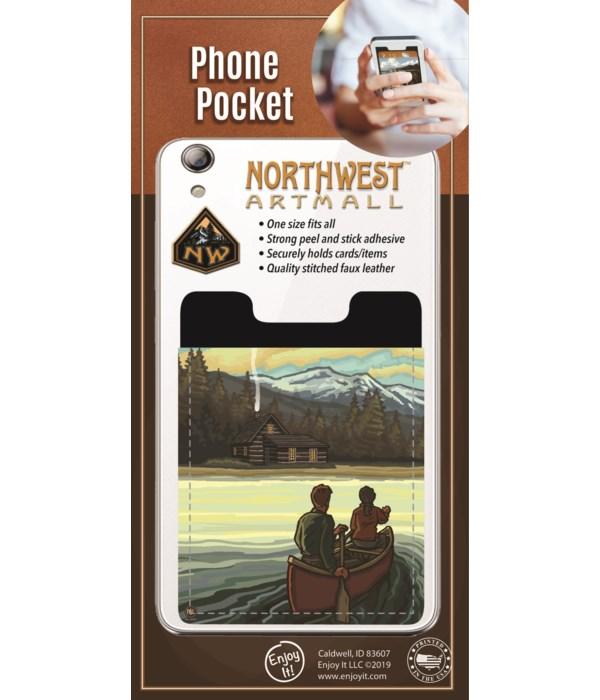 Cabin Phone Pocket