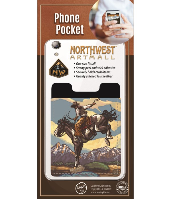 Horse Phone Pocket