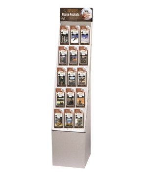 Northwest Phone Pocket Floor Display