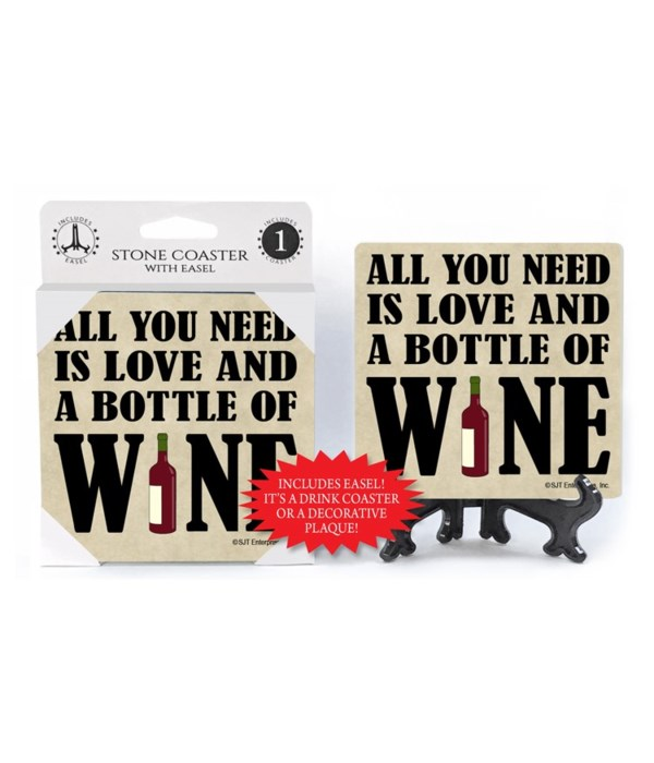 All you need is love… And a bottle of Wi