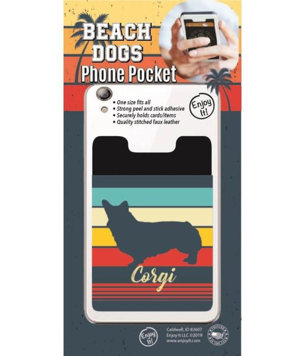 Corgi Phone Pocket