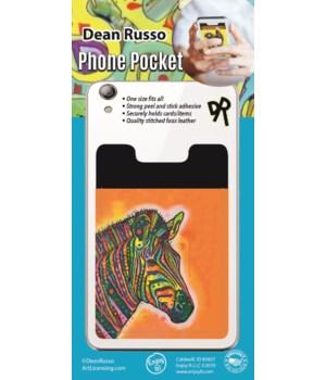 Zebra Phone Pocket