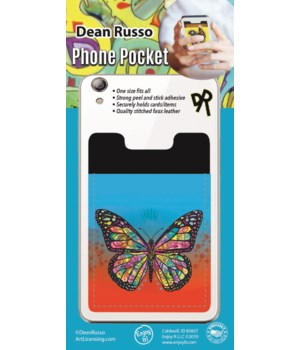 Butterfly Phone Pocket