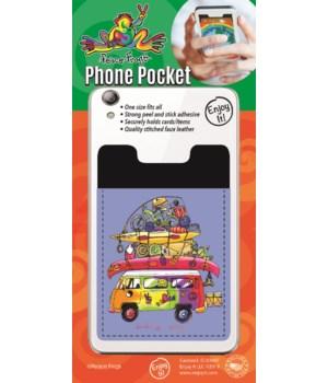 Breaking Away Bus Phone Pocket