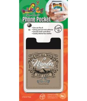Wander Phone Pocket