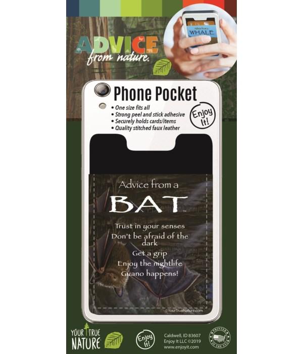 Bat Phone Pocket