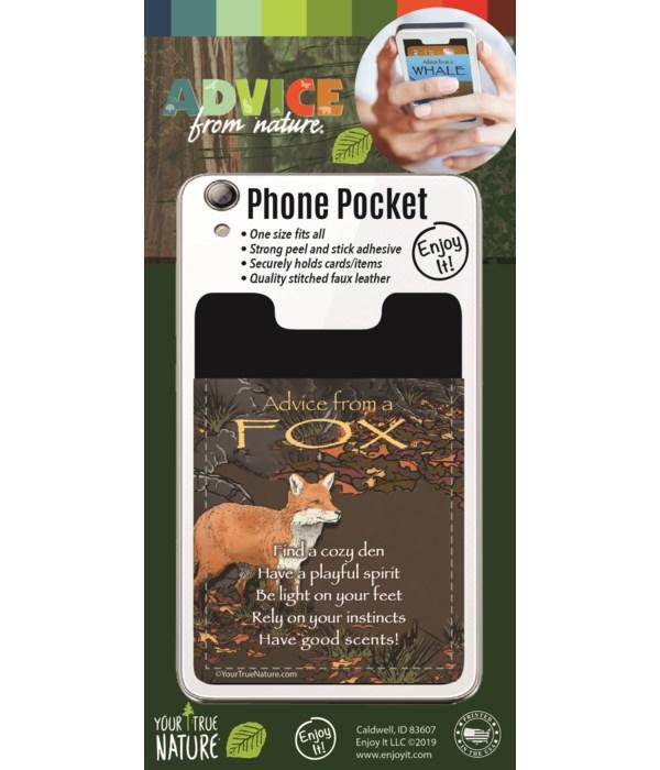 Fox Phone Pocket