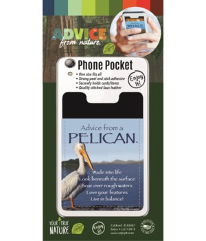 Pelican Phone Pocket