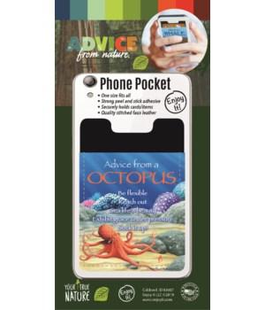 Octopus Phone Pocket