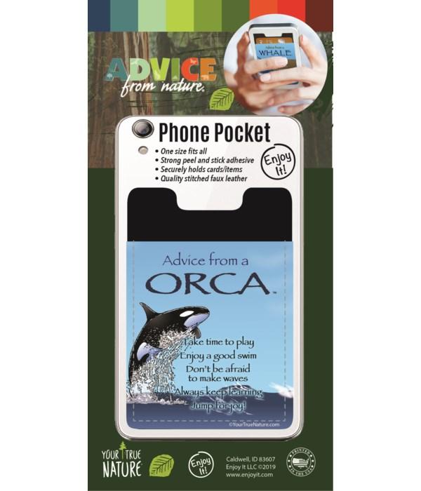 Orca Phone Pocket