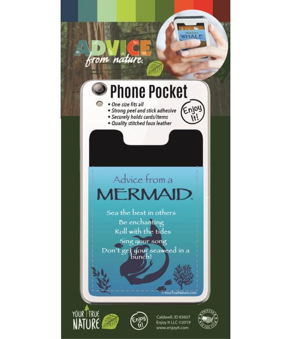 Mermaid Phone Pocket
