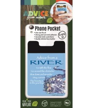 River Phone Pocket