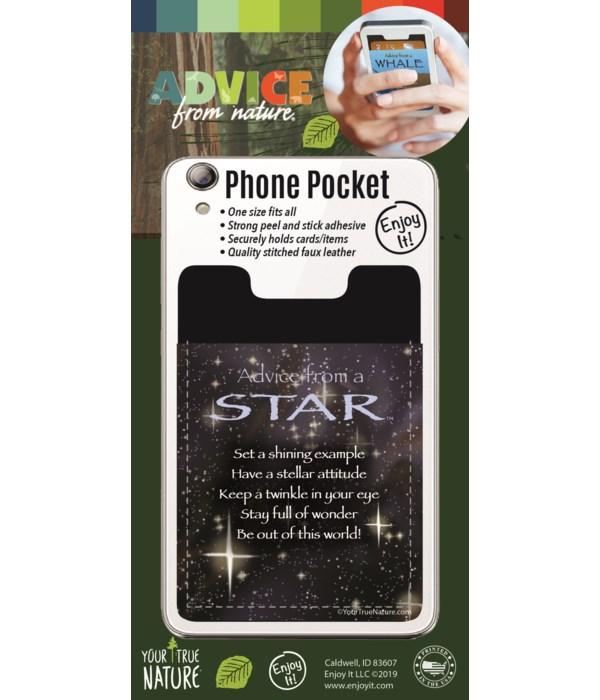 Star Phone Pocket