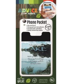 Lake Phone Pocket