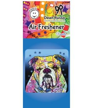 Bulldog Air Freshener