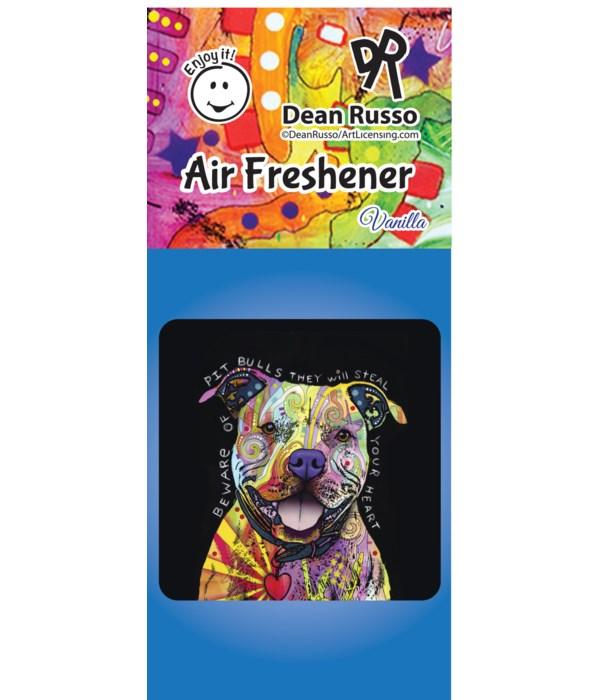 Pit Bull Air Freshener