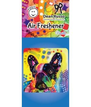 Boston Terrier Air Freshener
