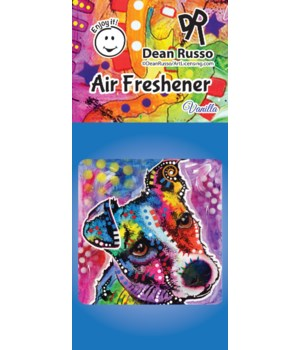 Jack Russell Air Freshener