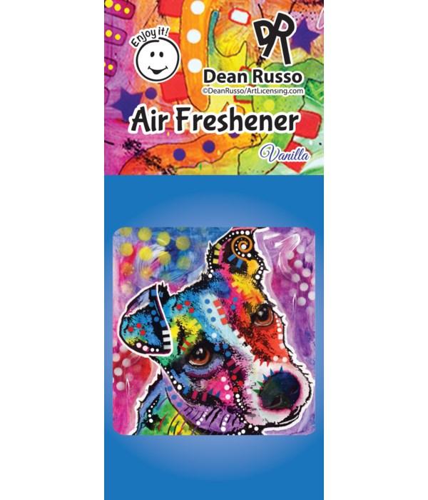 Jack Russell Air Freshener