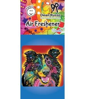 Sheltie Air Freshener