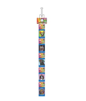 Dean Russo - Pet Collection 2 - Air Freshener Clip Strip Display