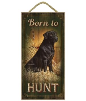 Born to Hunt (Black Lab) 5x10