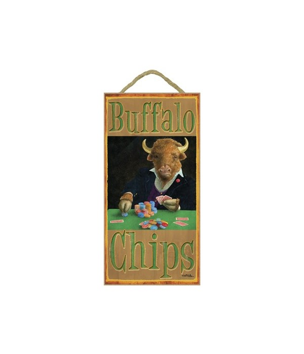 Buffalo Chips 5x10