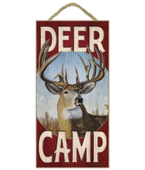 Deer Camp 5x10