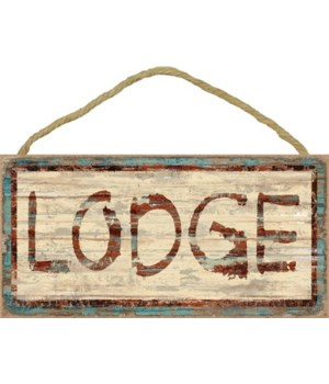 Lodge 5x10