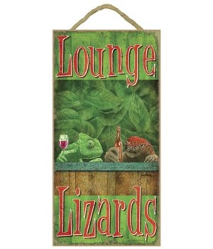 Lounge Lizards 5x10