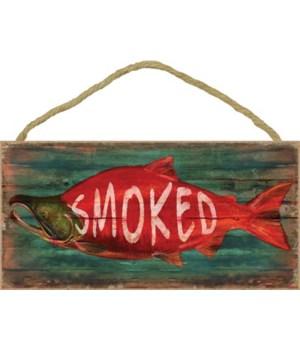 Smoked (salmon) 5x10