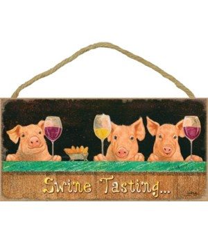 Swine Tasting… 5x10