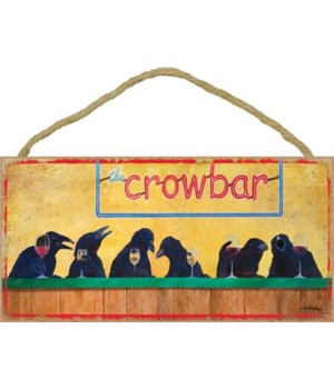 The Crowbar 5x10