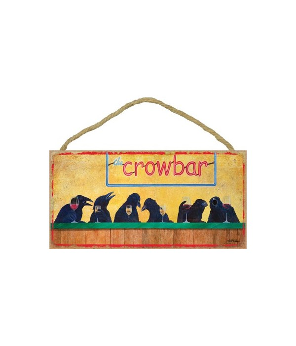 The Crowbar 5x10