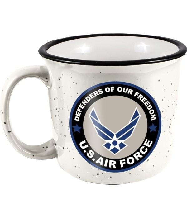 AIR FORCE CAMPER MUG