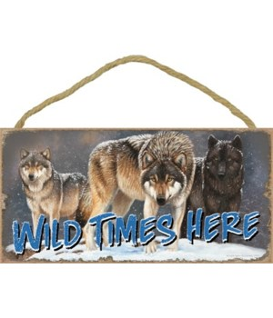Wild Times Here (wolves) 5x10
